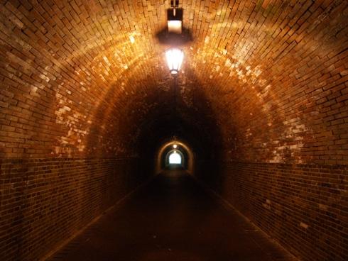 明治のトンネル (静岡)---静岡市観光ガイド『駿河湾★百景』